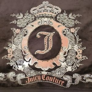 NWT Juicy Couture Velour Jacket